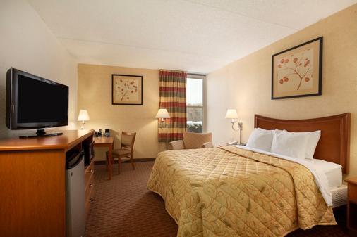 班戈機場品質酒店 - 班戈 - 班戈 - 臥室