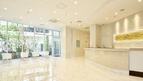 Bande Hotel Tempozan East - Осака - Ресепшен
