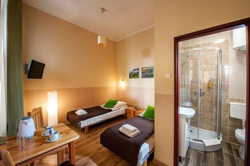 Station Aparthotel - Krakow - Bedroom