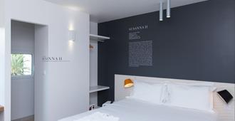 Hôtel Les Voiles - Tolone - Camera da letto