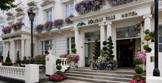 Holiday Villa Hotel And Suites - London - Gebäude
