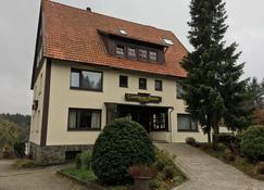 Hotel Bastei - Goslar - Κτίριο