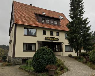 Hotel Bastei - Goslar - Gebouw
