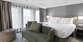 Pestana Amsterdam Riverside – LVX Preferred Hotels & Resorts - Amsterdam - Bedroom
