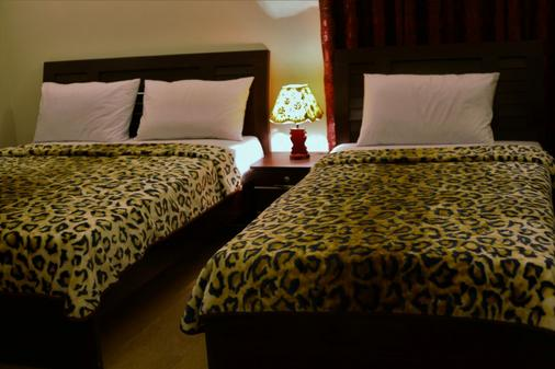 Elegant Palace Guest House - Karachi - Bedroom
