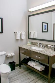 Holiday Inn & Suites Denver Tech Center-Centennial - Centennial - Bathroom