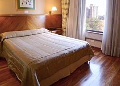 Premier Hill Suites Hotel - อะซุนซิออง - ห้องนอน