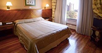 Premier Hill Suites Hotel - Assunção - Quarto
