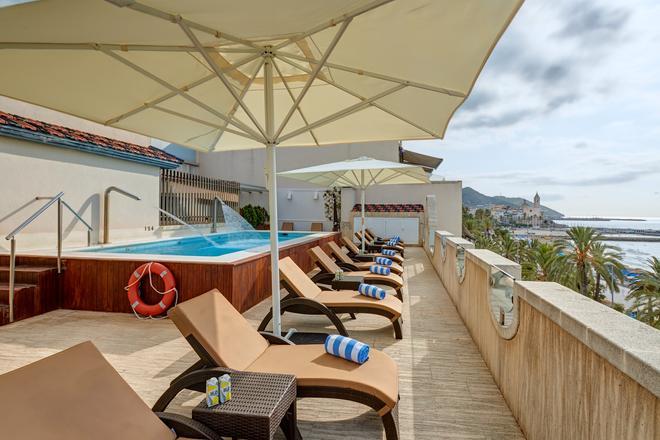 Kalma Sitges Hotel - Sitges - Balcony