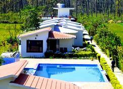 Corbett Treat Resort - Dhela - Gebäude