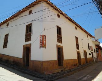 Hotel San Gil Casa Colonial - San Gil - Building
