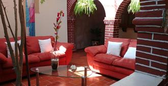 Posada Catalina - San Cristóbal de las Casas - Lobby