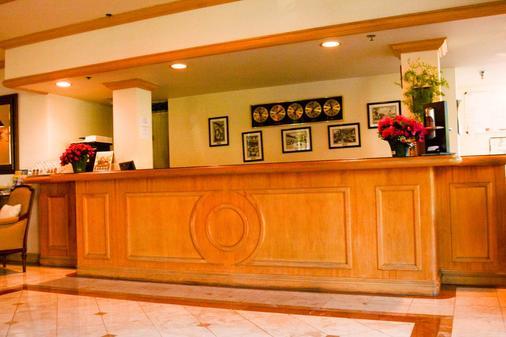 Chateaubleau Hotel - Coral Gables - Front desk