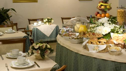 Hotel Aberdeen - Rome - Phòng ăn