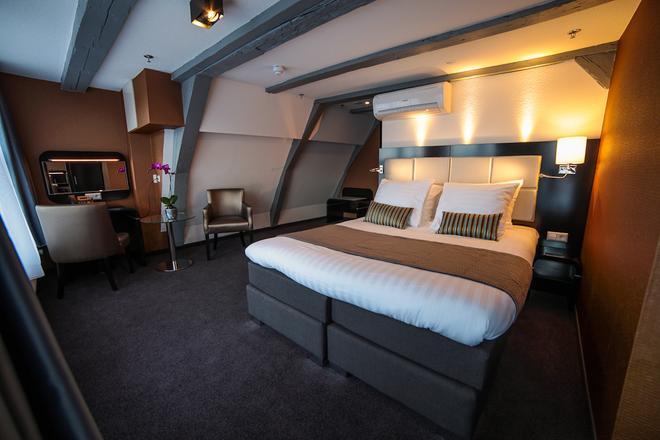 阿姆斯特丹酒店 - 阿姆斯特丹 - 阿姆斯特丹 - 臥室