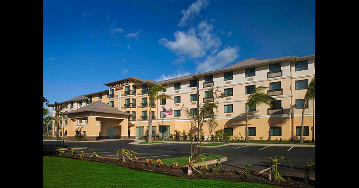 Courtyard By Marriott Maui Kahului Airport $201 ($̶5̶7̶1̶