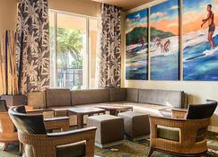 Courtyard Maui Kahului Airport - Kahului - Lounge