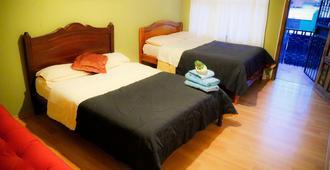Blue House Youth Hostel - Quito - Habitación