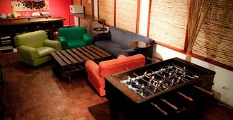 Blue House Youth Hostel - Quito - Lounge