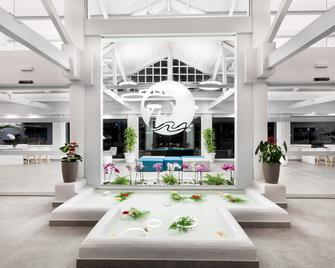 Hotel Tropical Park - Callao Salvaje - Recepción
