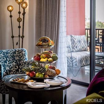2ciels Boutique Hotel & Spa - Marrakesh - Balcony