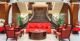 Sahara Beach Resort & Spa - Sharjah - Sala de estar