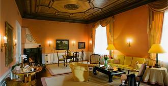 Le Palais Art Hotel Prague - Prag - Vardagsrum