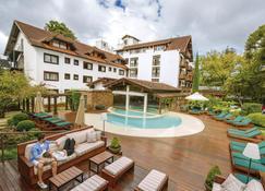 Bavaria Sport Hotel - Gramado - Building