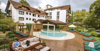 Bavaria Sport Hotel - Gramado - Bygning