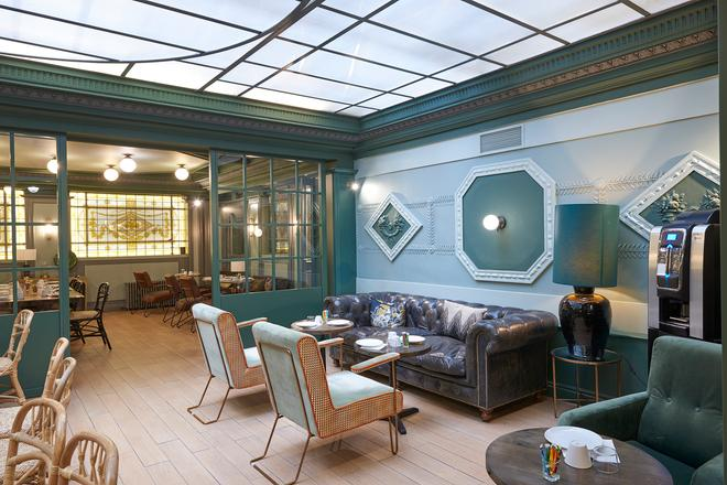 Hotel Konti by HappyCulture - Bordeaux - Oleskelutila
