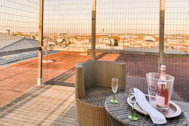 Hotel Konti by HappyCulture - Bordeaux - Kattoterassi