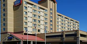 Fairfield Inn & Suites by Marriott Denver Cherry Creek - Denver - Gebäude