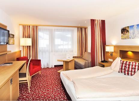 Hotel Pongauerhof - Flachau - Bedroom