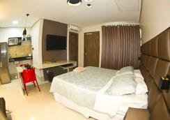 Innflat-business - Manaus - Phòng ngủ
