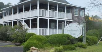 Scarborough Inn - Manteo - Edificio