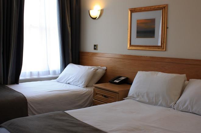 西區麗晶灣酒店 - 倫敦 - 倫敦 - 臥室