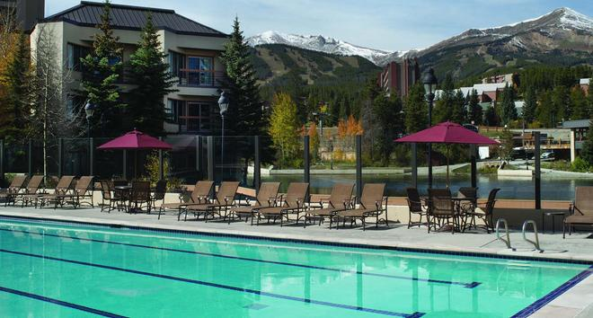 Marriott's Mountain Valley Lodge at Breckenridge, A Marriott Vacation Club Resort - Breckenridge - Πισίνα
