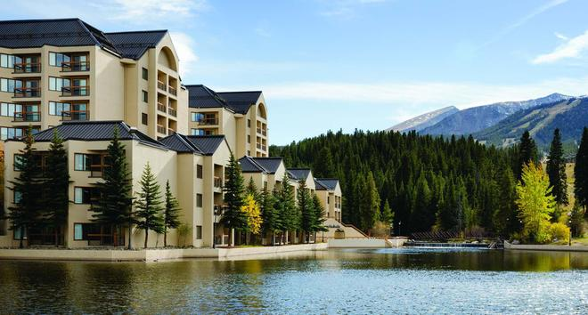 Marriott's Mountain Valley Lodge at Breckenridge, A Marriott Vacation Club Resort - Breckenridge - Κτίριο