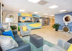 Days Inn by Wyndham Miami International Airport - Miami - Lobby