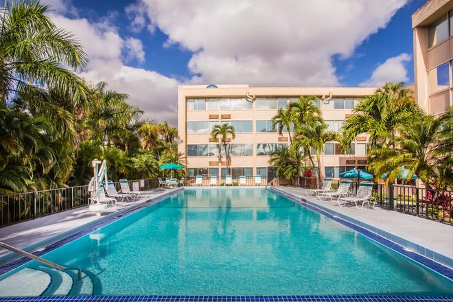 Days Inn by Wyndham Miami International Airport - Miami - Pileta