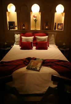 Riad Chbanate - Essaouira - Phòng ngủ