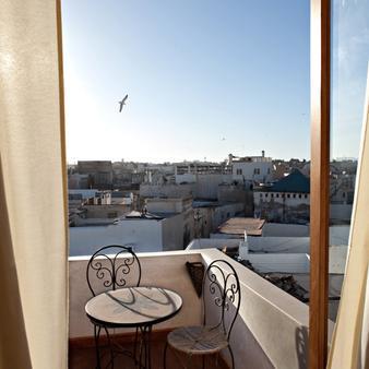 Riad Chbanate - Essaouira - Ban công