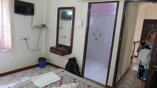 Baga Villa Bnb - Baga - Phòng tắm