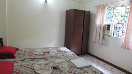 Baga Villa Bnb - Baga - Phòng ngủ