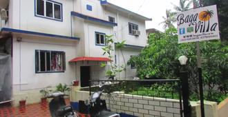 Baga Villa Bnb - บากา - อาคาร