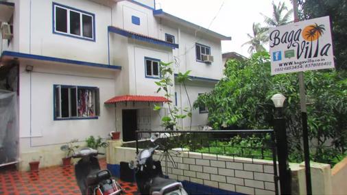 Baga Villa Bnb - Baga - Toà nhà