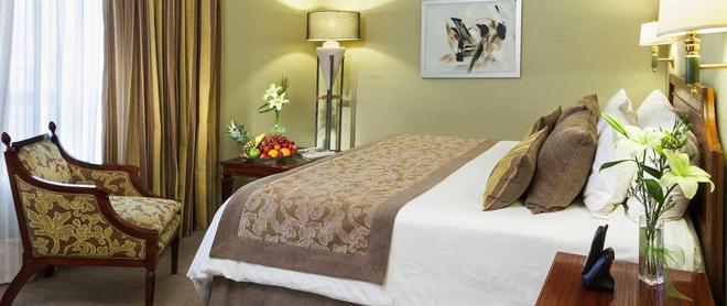 Hotel Regal Pacific Santiago - Santiago - Bedroom