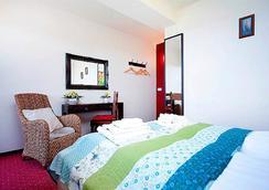 Hotel Hafnarfjall - Borgarnes - Bedroom