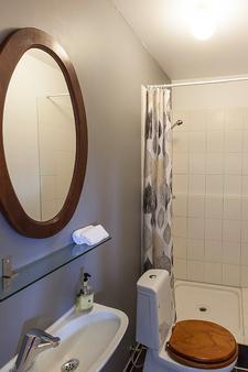 Hotel Hafnarfjall - Borgarnes - Bathroom