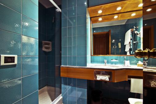 Michelangelo Hotel - Milan - Bathroom